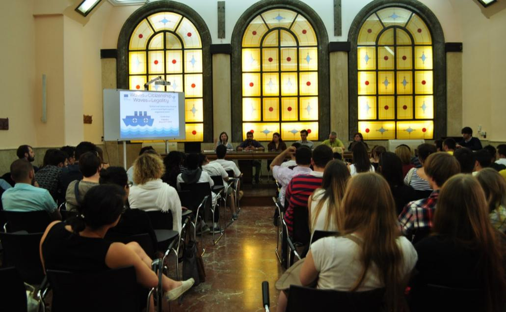 Meeting at University of Palermo - Faculty of Law_Palermo 22-05-2015.jpg